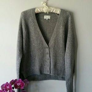 NWOT boxy cozy sweater